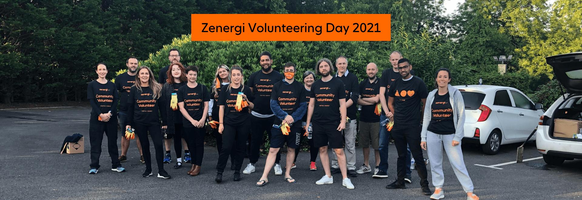 Zenergi Volunteers