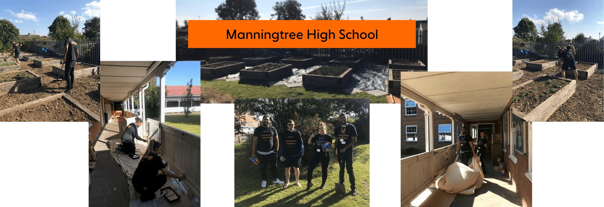 Manningtree High SChool